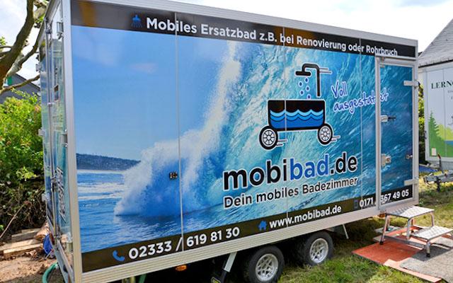 Mobibad badezimmer anh nger mobibad - Mobiles badezimmer ...