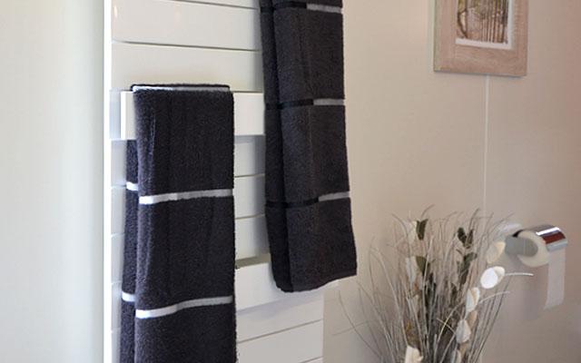 Mobibad Design Handtuchheizkörper
